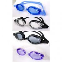 GOMA SILICONE 泳鏡 G8016 | 多色可選游泳眼鏡