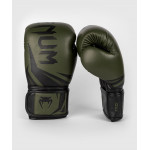 Venum CHALLENGER 3.0 專業成人泰拳拳套 | 拳擊手套 - 14oz 卡其黑