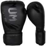 Venum CHALLENGER 3.0 專業成人泰拳拳套 | 拳擊手套 - 12oz 黑黑