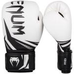 Venum CHALLENGER 3.0 專業成人泰拳拳套 | 拳擊手套 - 10oz 白黑