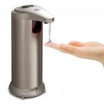 紅外線不銹鋼自動感應皂液機 跟400ml酒精搓手液套裝