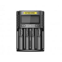 NITECORE UMS4  專業快速萬用鋰電池充電器   可充18650及多款電池