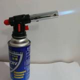WS-505C 便攜卡式噴火槍 | 可用長形氣罐 BBQ燒烤起爐神器 自製火灸料理
