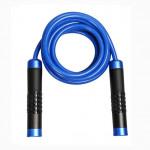 健身負重加粗跳繩 | 花式跳繩 重繩練臂力用 - 藍色
