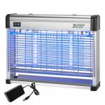 DENGX DX20-1 充電式戶外防水滅蚊燈 | LED庭院花園草坪電擊式滅蠅燈