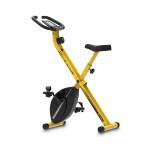 OTO Zooozh 摺合式磁控健身單車 | 室內運動健身訓練 香港行貨 - 黃色