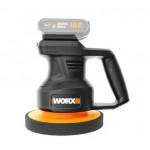 WORX WX858.9汽車打蠟機(淨機)連轉換插 | 鋰電拋光機 | 香港行貨