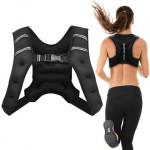 輕型柔軟負重背心 - 10KG   增強肌肉訓練