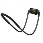 Baseus 頸掛式手機懶人支架 - 黑色 | 掛腰支架 | 多功能手機平板支架