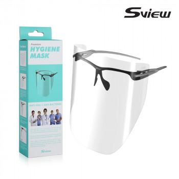 韓國 SVIEW Hygiene Mask 抗菌防霧面罩   防疫防飛沫必備神器