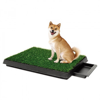 抽屜仿草坪寵物狗狗廁所
