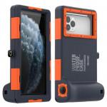 SHELLBOX 15米潛水手機防水殼   可觸控手機殼