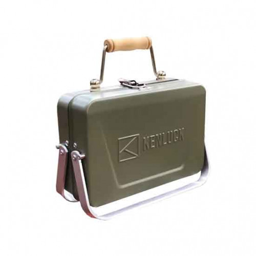 Kenluck Mini Grill 迷你便攜燒烤爐 | BBQ烤肉架 - 綠色