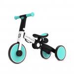 Uonibaby 三合一兒童滑步平衡車單車 - 藍色|滑步車|推行車
