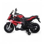 RASTAR 寶馬兒童電動可坐電單車 | 體驗真車駕駛