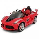 RASTAR 法拉利兒童可坐電動車 | 兩大模式