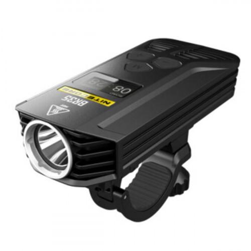 Nitecore BR35 充電強光單車電筒 | 1800流明 | 射程176米