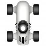 創意F1賽車擺件車用空氣淨化器 | 香氛空氣清新機 - 白色