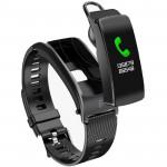 Evening Star F5 智能手錶藍牙耳機 | 計步運動 信息同步 心率 睡眠監測