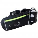 CHART MATE 防水運動腰包 | 馬拉松跑步手機袋掛腰包 - 累色