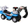 YUWA 電動挖臂挖掘機 | 兒童可乘坐電動挖臂車