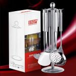 SSGP 不銹鋼廚具7件套裝   勺子廚具鏟勺套裝   鍋鏟湯勺