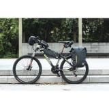 Rhinowalk 25L單車防水後馱包   自行車後座包 長途旅行單車袋   三次複合耐壓結構