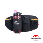 Naturehike 5L超輕透氣貼身水壺腰包 (NH17E001-B) | 隨身運動跑步腰包 - 黑色