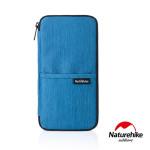 Naturehike 多功能防水旅行護照證件收納包 (NH17C001-B)   隨身證件袋 - 藍色