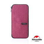 Naturehike 多功能防水旅行護照證件收納包 (NH17C001-B)   隨身證件袋 - 紅色