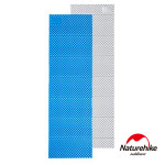 Naturehike 單人加厚耐壓蛋巢型折疊防潮墊睡墊 (NH19QD008) - 藍色