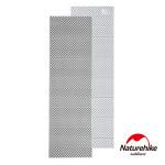 Naturehike 單人加厚耐壓蛋巢型折疊防潮墊睡墊 (NH19QD008) - 灰色