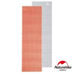 Naturehike 單人加厚耐壓蛋巢型折疊防潮墊睡墊 (NH19QD008) - 橙色