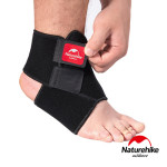 Naturehike 可調式輕薄透氣運動護腳踝 (二只入)  (HH05A002-B) - 大碼