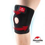 Naturehike 強化型 彈性防滑膝蓋減壓墊 單只入 (NH15A002-M) - 左腳大碼