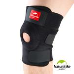 Naturehike 輕薄透氣運動護膝  (NH15A001-M) | 簡易型三段調整