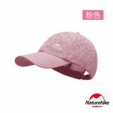 Naturehike 燒花戶外透氣防曬棒球帽 (NH20FS003) | 休閒鴨舌帽  - 粉紅色