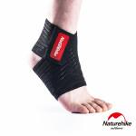 Naturehike 高彈透氣 抗菌銅離子可調節雙重纏繞型運動護踝 單只入 (NH20HJ006)