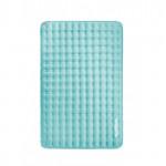 Naturehike 舒適雙人輕量TPU充氣睡墊 (NH19QD010) | 加厚加寬地墊防潮墊 - 藍色