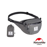 Naturehike 6L雲雁超輕量防潑水摺疊運動腰包 (NH18B300-B) | 便攜跑步包  - 灰色