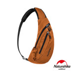 Naturehike 6L多功能防水單肩斜背包 (NH23X008-K) | 運動胸前包  - 啡色