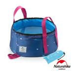 Naturehike 16L 輕量耐磨摺疊儲水盆 童趣系列 附收納袋 (NH18L010-P1) - 藍色
