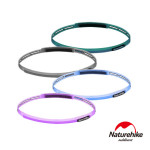 Naturehike 戶外健身運動矽膠導汗帶頭帶 (NH17Z010-D) - 藍色