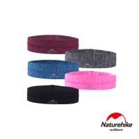 Naturehike 高彈性透氣速乾運動頭帶止汗帶 (NH17Z020-D) - 灰色