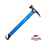 Naturehike 戶外多功能鋁合金地釘鎚營鎚 (NH15A010-I) - 藍色