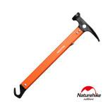 Naturehike 戶外多功能鋁合金地釘鎚營鎚 (NH15A010-I) - 橙色