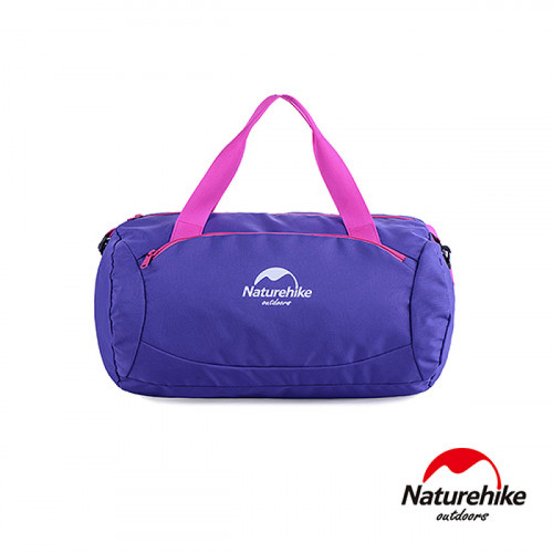Naturehike 20L繽紛亮彩乾濕分離運動休閒手提包 (NH16F020-L) - 紫色