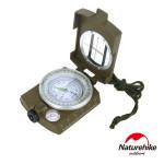 Naturehike 軍用防水夜光指南針 (NH15A002-E) | 行山露營指北針 地質羅盤儀
