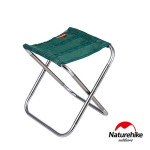Naturehike L012超輕量便攜收納鋁合金摺疊椅 (NH17Z012-L) | 戶外迷你釣魚椅  - 綠色