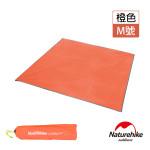 Naturehike 戶外6孔帳篷地席天幕帳布 (M號3-4人款) (NH15D005-X) - 橙色